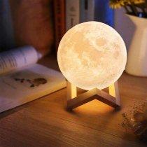Настольная сенсорная 3D лампа-луна 15 см-bakida-almaq-qiymet-baku-kupit