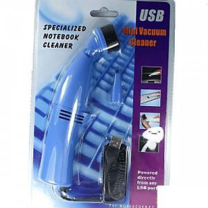 USB Пылесос для клавиатуры с встроенным фонариком