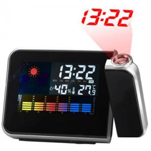 Часы-будильник с проектором