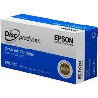Картридж Epson PJIC1(C) INK CARTRIDGE PP-100 / CYAN (C13S020447)