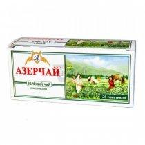 Çay AzerChay yaşıl 25 əd-bakida-almaq-qiymet-baku-kupit