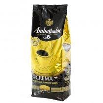 Кофе Ambassador Jrema 1 кг зерновой-bakida-almaq-qiymet-baku-kupit