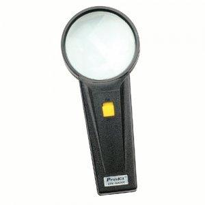 Illuminated Magnifier ProsKit 8PK-MA006
