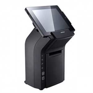 Dock Station Posiflex DS-210 DS210704 Dock Station W/Built -IN Printe (DS-210)