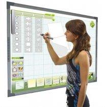 İnteraktiv lövhə paneli Smart interactive board WB4700-bakida-almaq-qiymet-baku-kupit