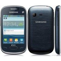Мобильный телефон Samsung Galaxy S3802 Duos (blue)