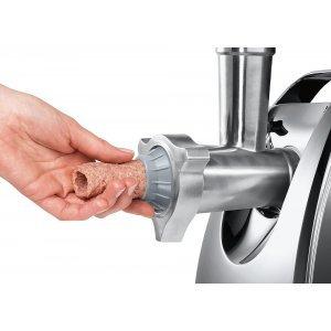 Ət çəkən maşınlar Bosch MFW68640 (Black / silver)