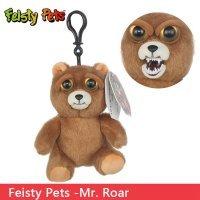 Yumşaq oyuncaq Feisty Pets Mr.Roar - Mini (FP12 Mr.Roar)