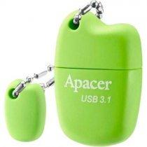 Flesh yaddaş USB Apacer 32 GB USB 3.1 Gen1 AH159 / Green (AP32GAH159G-1)