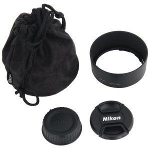 Фотообъектив NIKON-50mm 1,8G