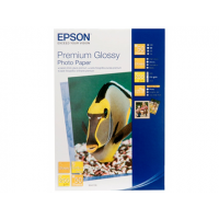 PAPER Epson Premium Glossy Photo Paper 10x15 (50 sheets) (C13S041729)