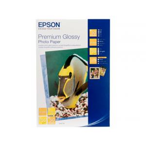 Бумага Epson Premium Glossy Photo Paper 10x15 (50 sheets) (C13S041729)