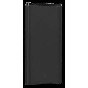 Портативное зарядное устройство (Power Bank) Ttec Alumislim 10000mah Black