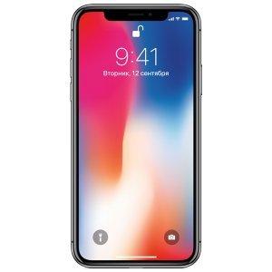 Смартфон AppleİPhone X 64 GB Space Grey