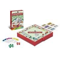Экономическая игра Hasbro Дорожная игра Монополия (B1002)
