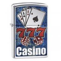 Зажигалка Zippo Fusion Casino-bakida-almaq-qiymet-baku-kupit