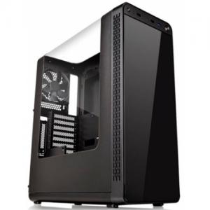 Компьютерный корпус Thermaltake View 27/Black/Win/SGCC (CA-1G7-00M1WN-00)