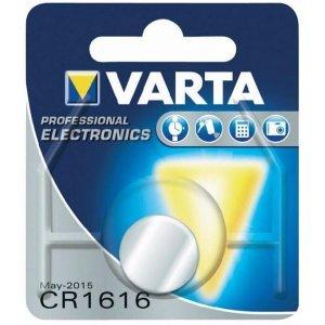 Батарейки VARTA CR1616