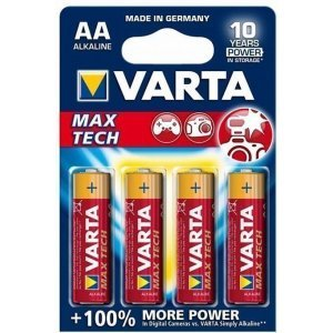 Батарейки VARTA MAX TECH 4706 AA (4)