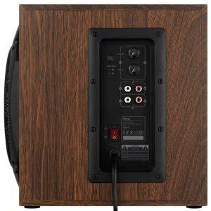 Akustik sistem Trust Vigor 2.1 Subwoofer Speaker Set - brown (20244)