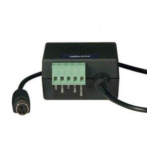 Tripp Lite Environmental Sensor for use with Tripp Lite SNMP/Web Cards (ENVIROSENSE)