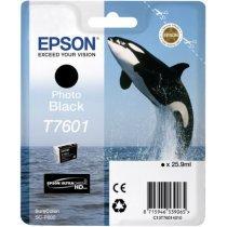 Картридж Epson T760 SC-P600 Photo Black (C13T76014010)-bakida-almaq-qiymet-baku-kupit