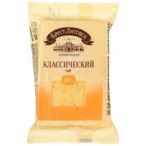 Сыр Брест-Литовск Классический 45% 200г-bakida-almaq-qiymet-baku-kupit