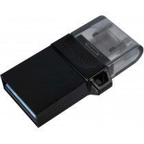 USB флешка Kingston 128 GB DT MicroDuo 3 Gen (DTDUO3G2/128GB)