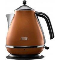 Чайник Delonghi KBOV 2001.BW (Brown)