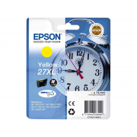 Kartric Epson Singlepack 27XL DURABrite Ultra Ink for WF7110/7610/7620 new Yellow (C13T27144022)