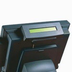POS-Pole display Posiflex PD-300R-B stand alone model, LCD display (PD-300R-B)