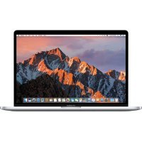 Laptop Apple MacBook Pro 15 Touch Bar: 2.8GHz ikili çekirdek i7, 256GB - Gümüş (MPTU2RU/A)