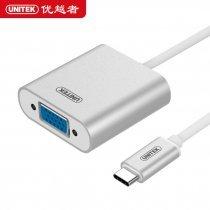Converter USB-C to VGA-bakida-almaq-qiymet-baku-kupit