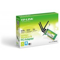 Adapter TP-Link 300Mbps Wireless N PCI Adapter (TL-WN951N)-bakida-almaq-qiymet-baku-kupit