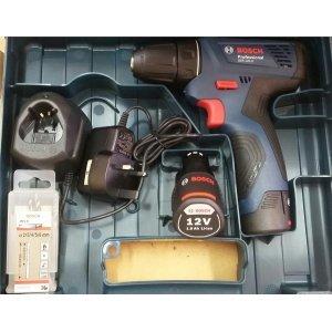 Elektrik vintaçan Bosch GSR 120-LI Professional (06019F7001)
