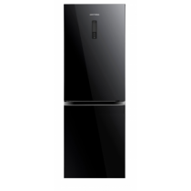 Холодильник HOFFMANN NFB-185BG (Black)-bakida-almaq-qiymet-baku-kupit