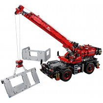 Konstruktor Lego Rough Terrain Crane (42082)-bakida-almaq-qiymet-baku-kupit