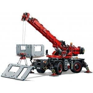 Konstruktor Lego Rough Terrain Crane (42082)
