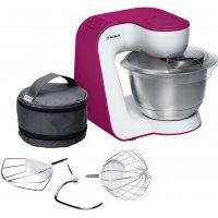 Кухонный комбайн Bosch MUM54P00 (Dark pink)