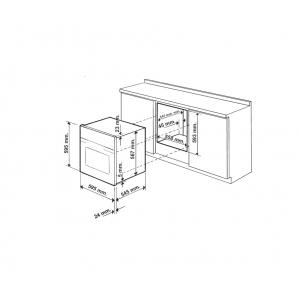 Духовой шкаф Hotpoint-Ariston FK G X/HA S (Silver)