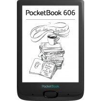 POCKETBOOK e-reader PocketBook 606 Black (PB606-E-CIS)-bakida-almaq-qiymet-baku-kupit