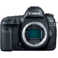 Зеркальный фотоаппарат Canon EOS 5D Mark IV body (1483C027AA)