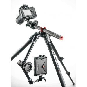 Штатив Manfrotto 055 ALU 3-S KIT 3W HEAD (MK055XPRO3-3W)