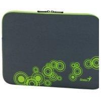 Laptop Çanta Genius GS-1401, Gray+Green (13~14