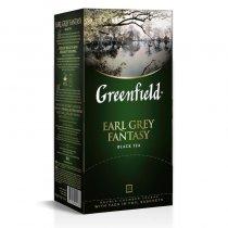 Çay Greenfield Earl Grey Fantasy qara 25 ədəd-bakida-almaq-qiymet-baku-kupit