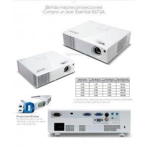 Проектор Acer P1173 Projector