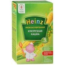 Каша Heinz без молока низкоаллергенная кукурузная с 5-ти месяцев, 200г-bakida-almaq-qiymet-baku-kupit