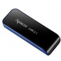 Флеш память USB Apacer 32 GB USB 3.1 Gen1 AH356 / Black (AP32GAH356B-1)