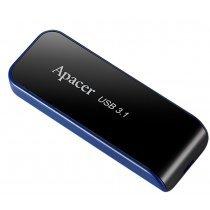 Flesh yaddaş USB Apacer 32 GB USB 3.1 Gen1 AH356 / Black (AP32GAH356B-1)