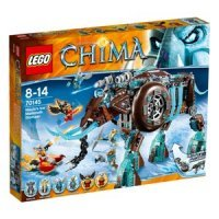 KONSTRUKTOR LEGO Legends of Chima (70145)